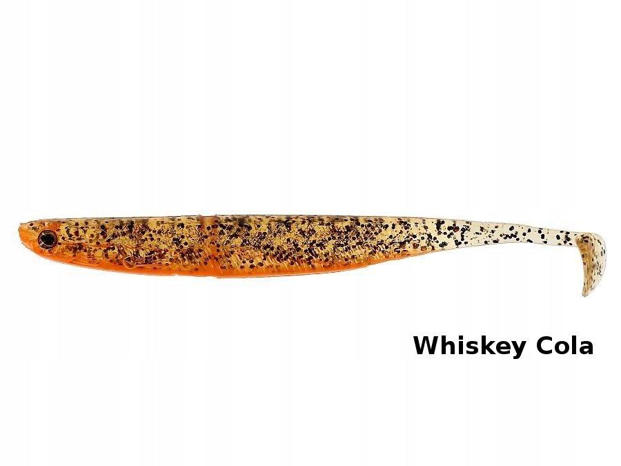 Westin Guma Ripper KickTeez ShadTail 9cm WHISKEY C