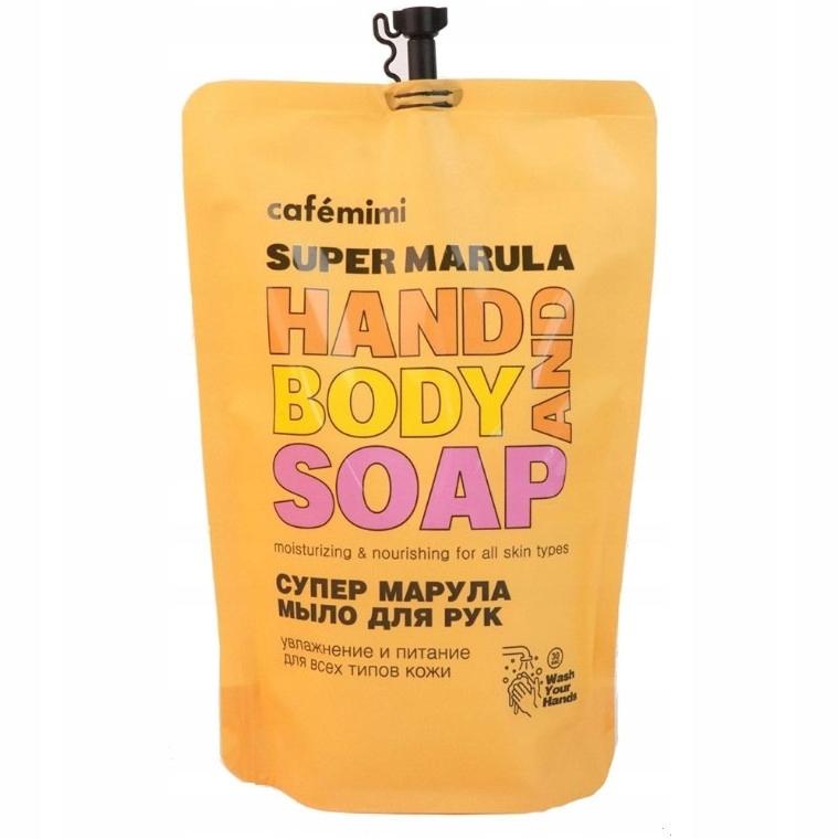 Mydło w Płynie do Rąk SUPER MARULA DOYPACK 450ml