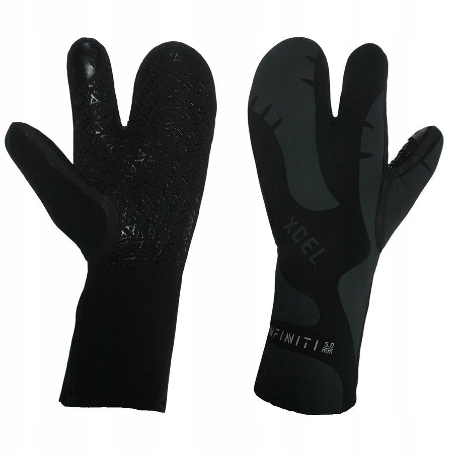 Rękawiczki XCEL Infiniti 3 Palce 5mm - L