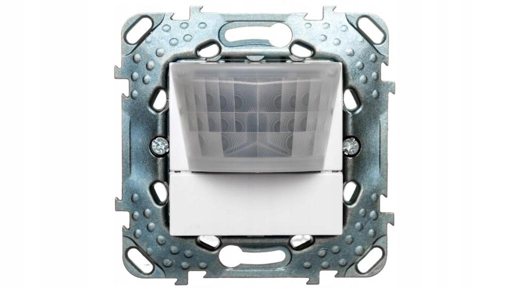 Unica Plus Czujnik ruchu biały 20min 5-1000lx MGU5