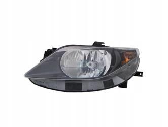 Lampa przednia Seat Ibiza 2008-2012 Prawa H4 VALEO