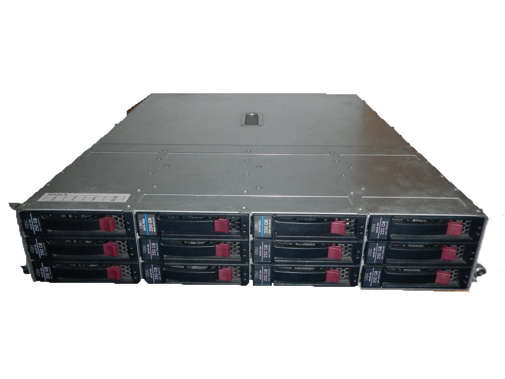 MACIERZ HP MSA20 12X250GB SATA 2XPSU GWAR ŁÓDŹ