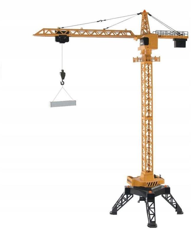Dźwig Żuraw duży Zdalnie Sterowany 123cm J0044
