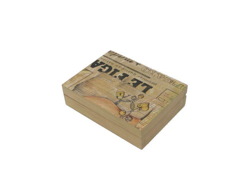 Szkatułka, skrzyneczka, pudełko na karty dla WOŚP.