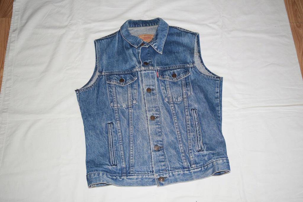 Levi's rozm.M/38 kamizelka jeans