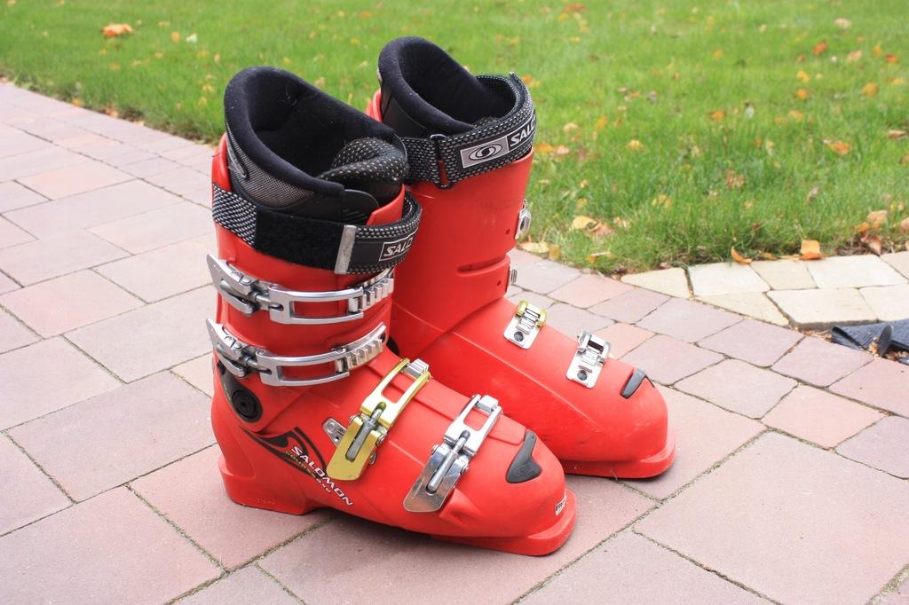 buty narciarskie salomon 410