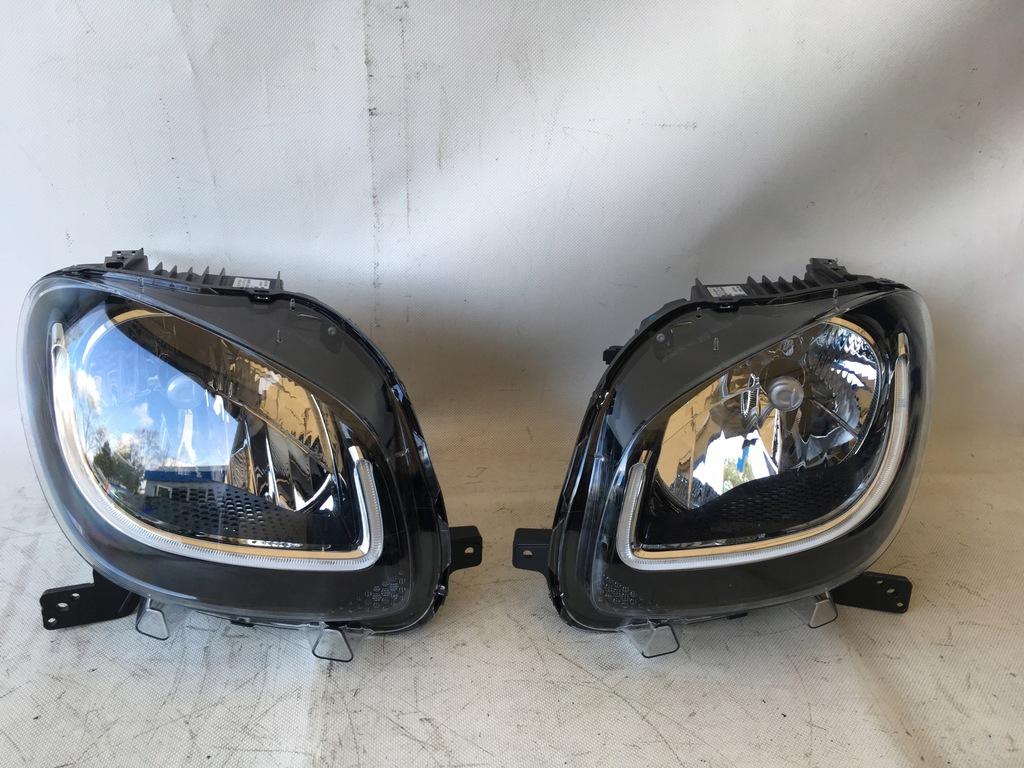 Smart ForTwo ForFour 453 Komplet Lamp Led Komletne