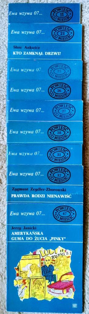 POLSKA Ewa Wzywa 07 Wczesne 9 Tytułów.