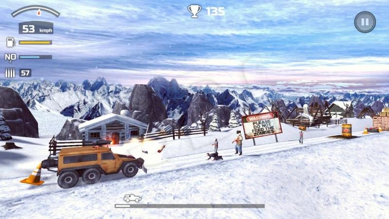 Gra PC Zombie Derby 2 (wersja cyfrowa; ENG)