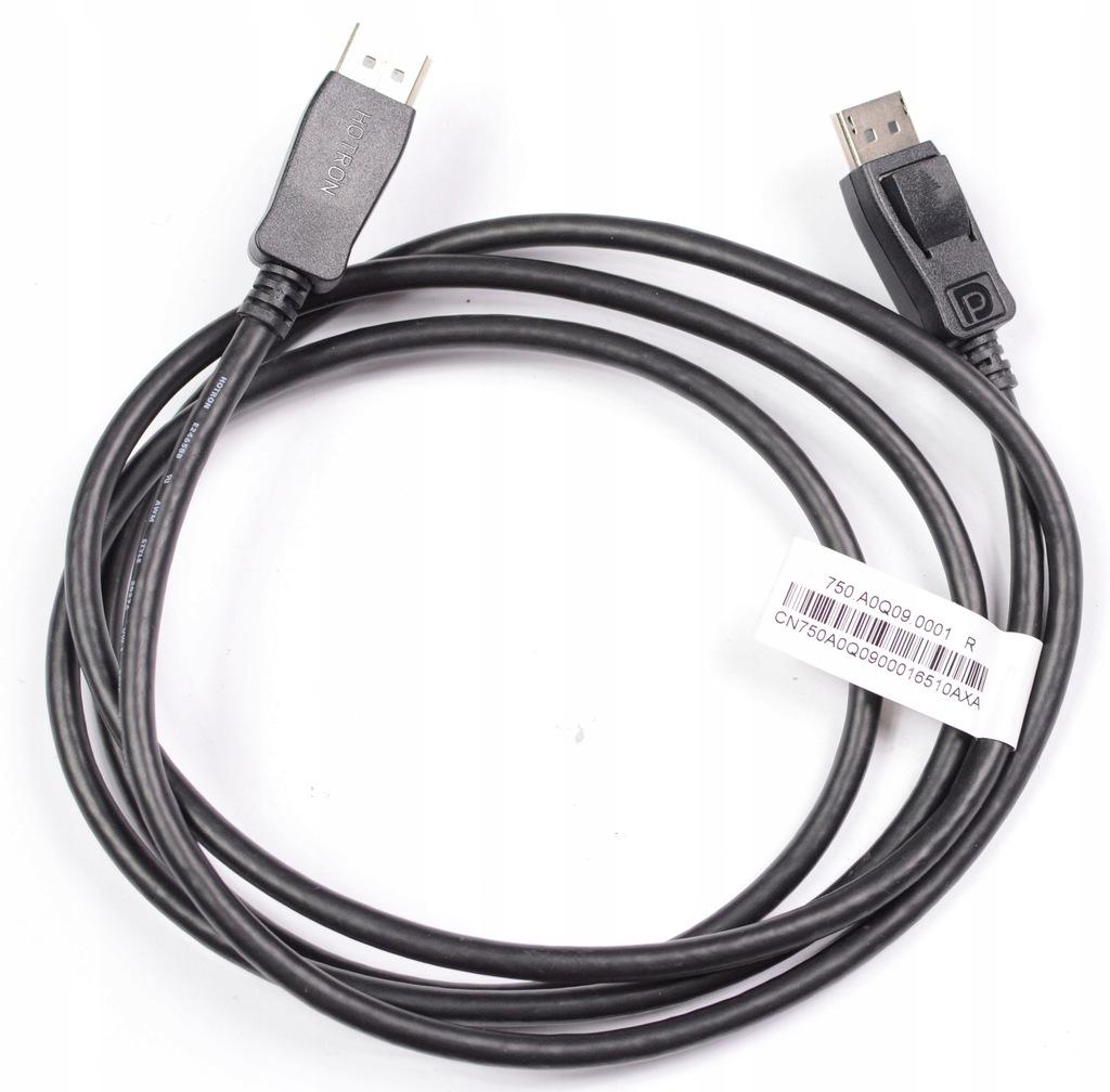 kabel display port Hotron 6ft 750.A0Q09.0001
