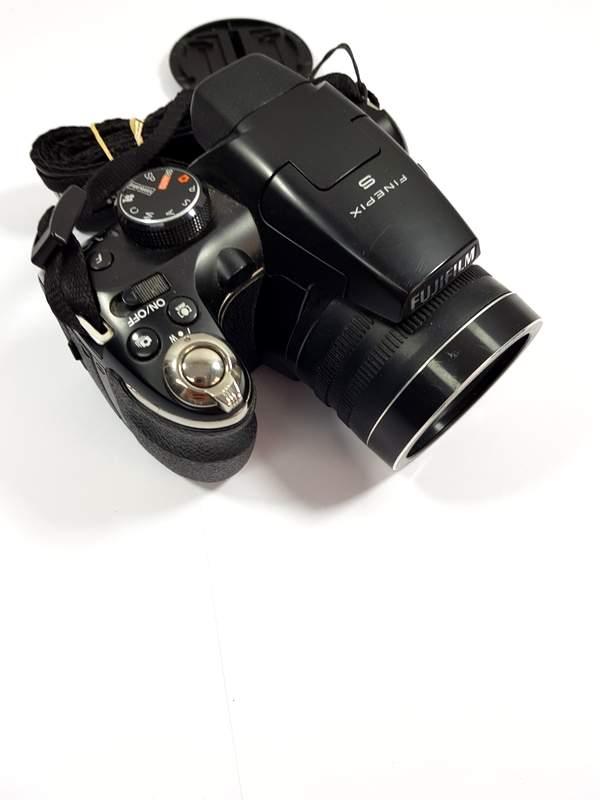 Aparat Cyfrowy Fujifilm Finepix S4200 8070507107 Oficjalne Archiwum Allegro