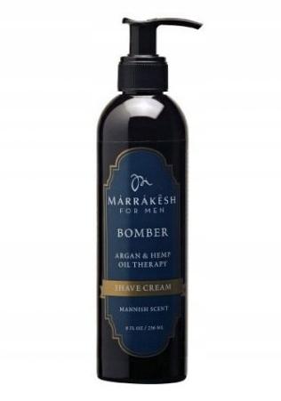 MARRAKESH Men Bomber Krem do golenia 224ml