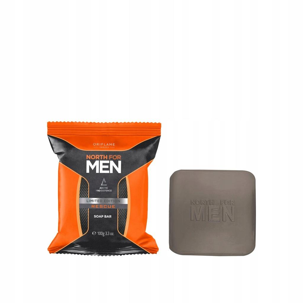 Mydło w kostce North for Men Rescue ORIFLAME