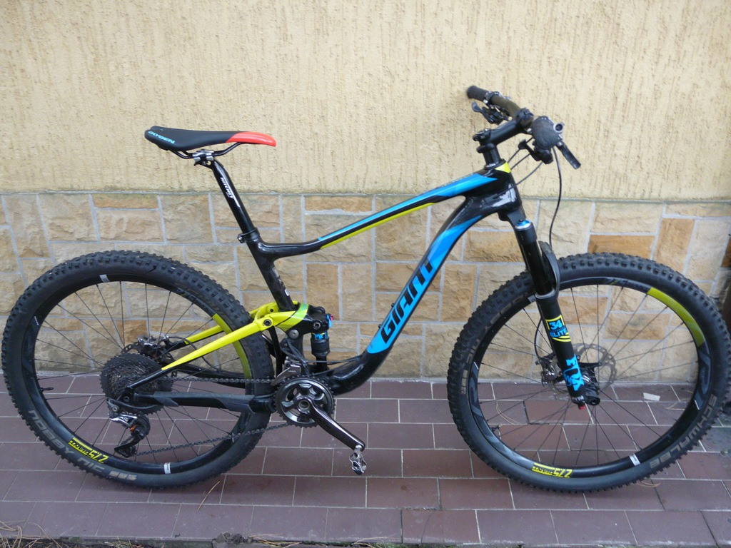 Giant Anthem Advanced 1 Carbon Shimano XTR 11s FOX