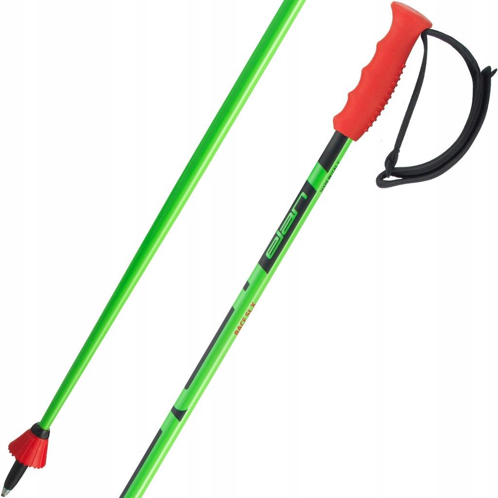 Kijki kije narciarskie zjazdowe ELAN Race SLX 125