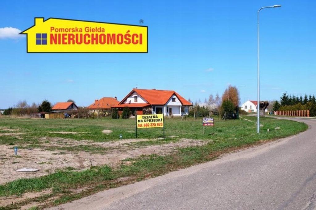 Działka, Szczecinek (gm.), 1000 m²