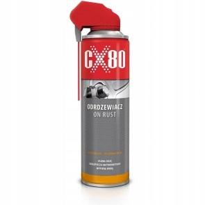 CX80 ON RUST 500ml odrdzewiacz usuwa rdzę 500 ml