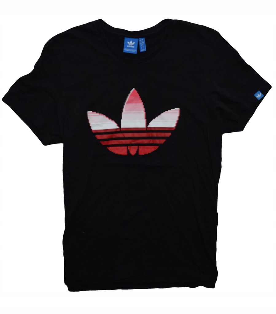 Adidas Originals L extra t-shirt super wzór