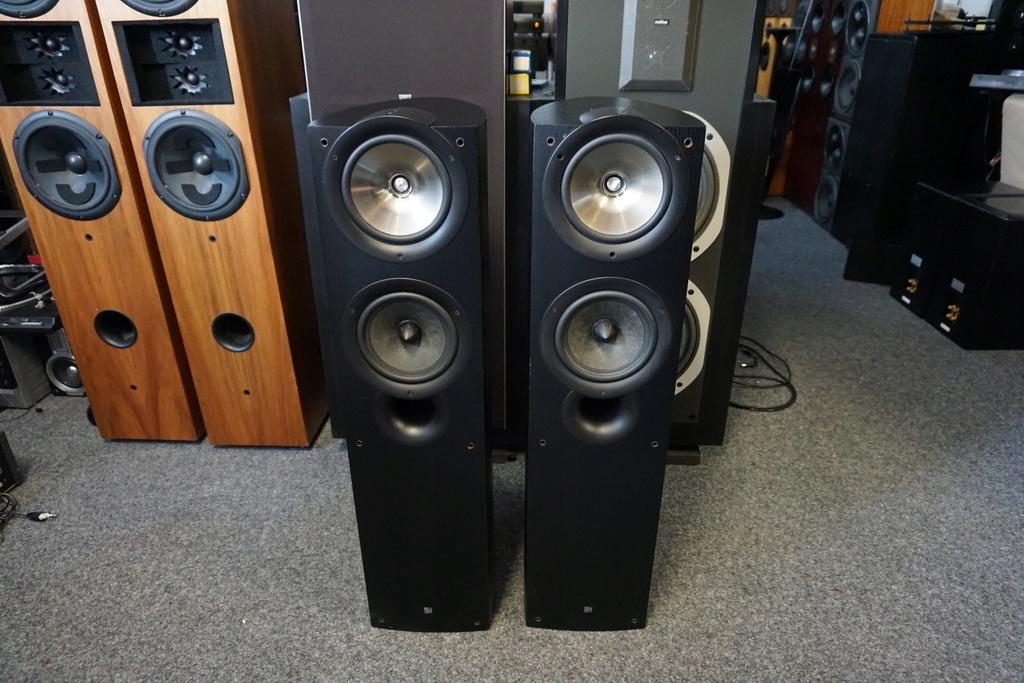 KEF IQ7 Audiofilskie kolumny STEREO ! HI-ENd