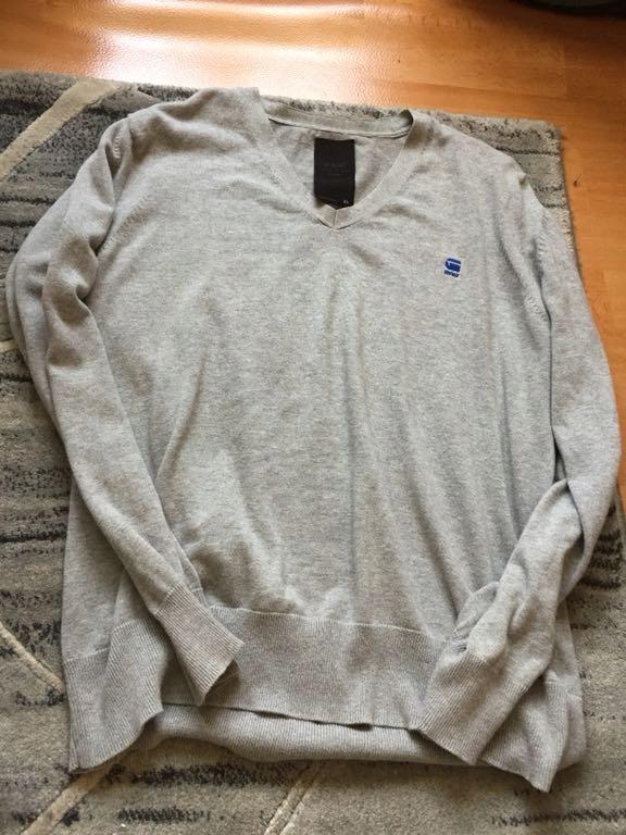G-Star raw sweter 100% bawełna