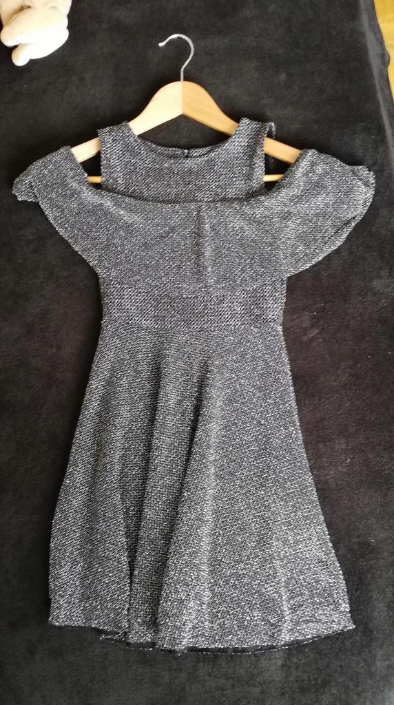 Sukienka dziewczynka Zara 140