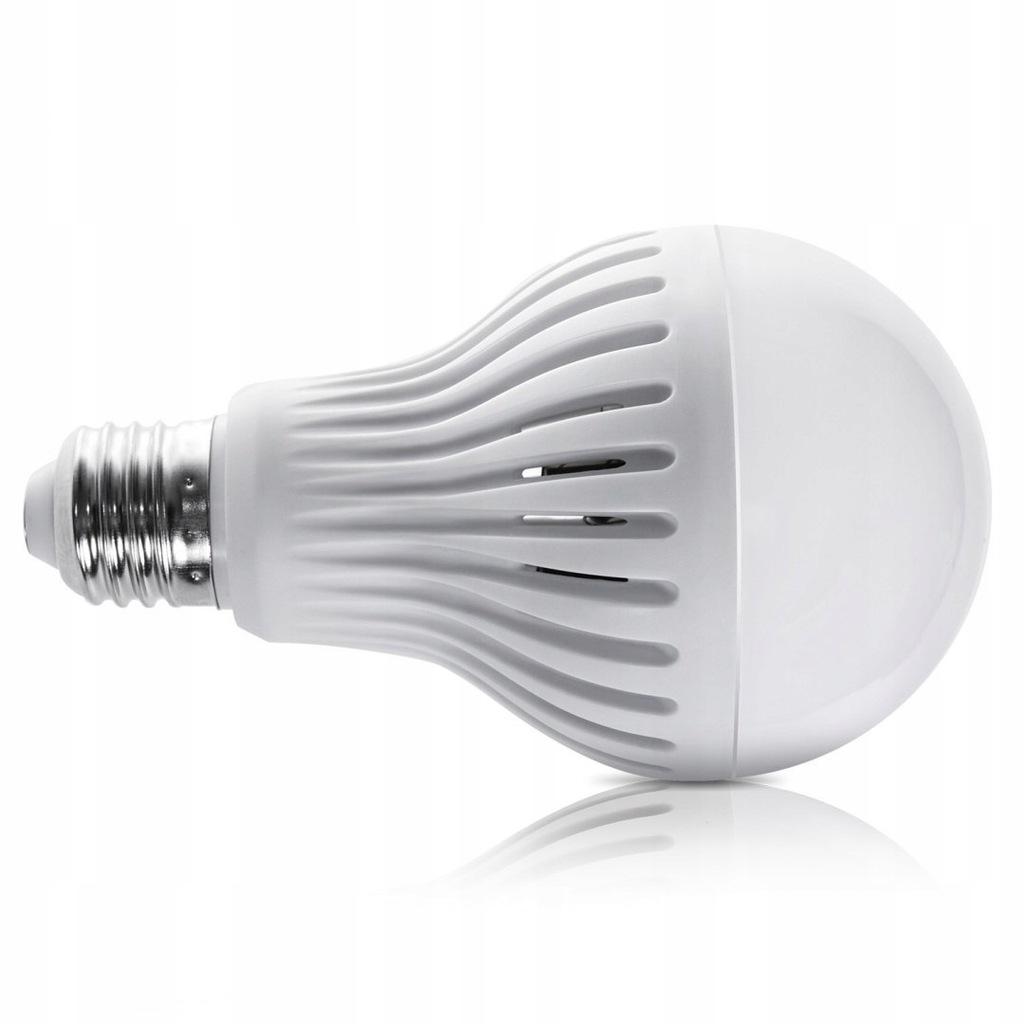 Żarówka LED E27 12W 230V Maclean Energy MCE176 WW