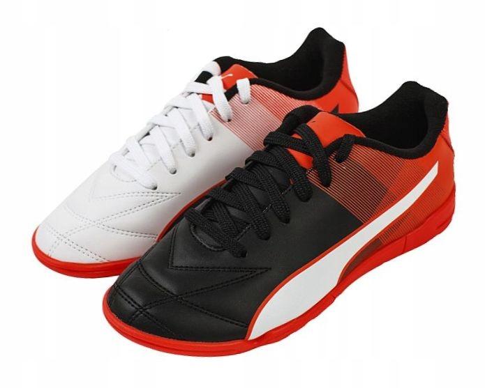 Puma Adreno II IT Jr halowe piłkarskie halówki 37