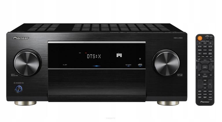 Pioneer VSX-LX504 Amplituner AV IMAX 4K + HDMI