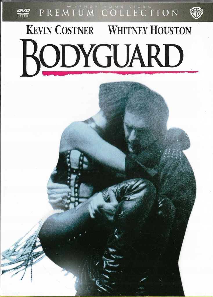 Bodyguard / W.Huston K.Costner DVD NOWY LEKTOR PL
