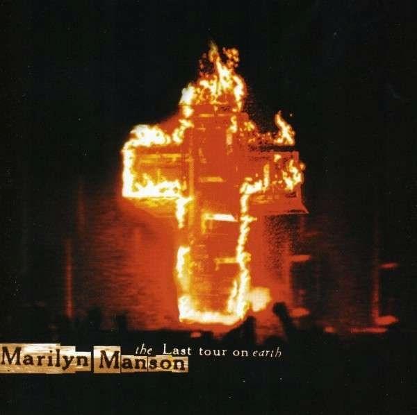 MARILYN MANSON The Last Tour on Earth MOCNY STUFF