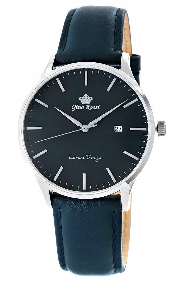 Zegarek Męski GINO ROSSI 12462A4-6F1 Gino Rossi