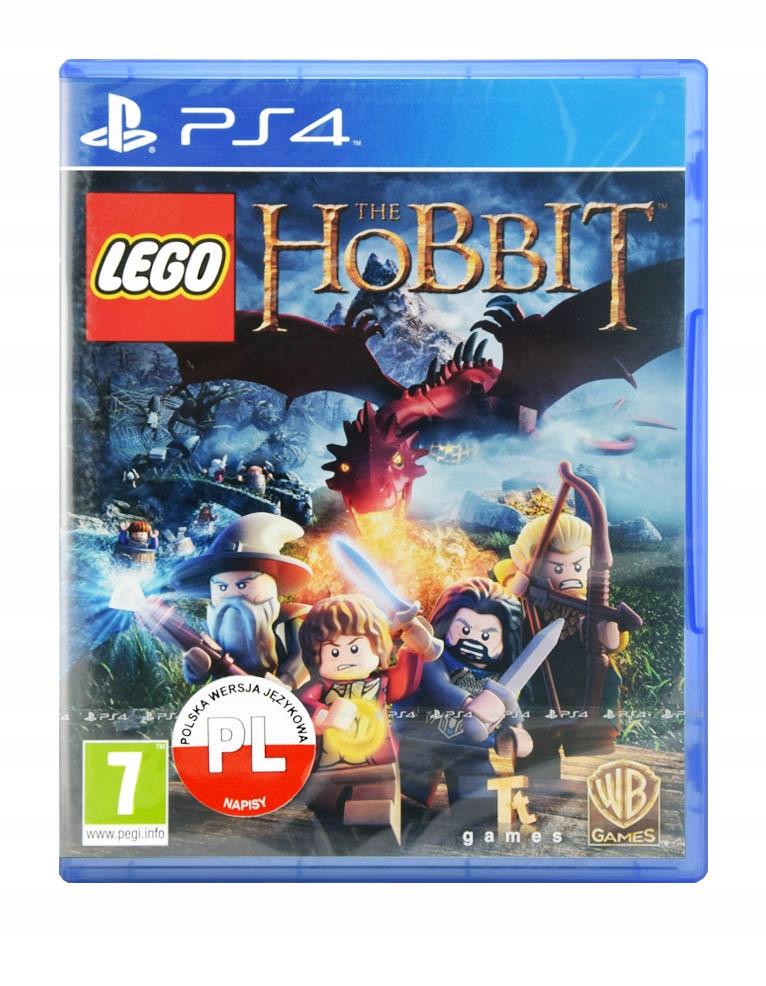 Lego The Hobbit Gra Na Ps4 Polska Wersja Pl 9721799506 Oficjalne Archiwum Allegro