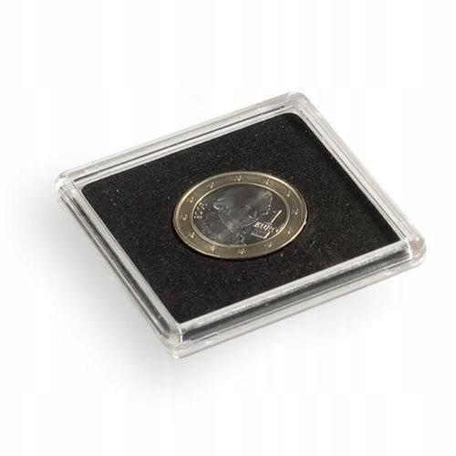 Kapsel na monetę Quadrum 40 mm