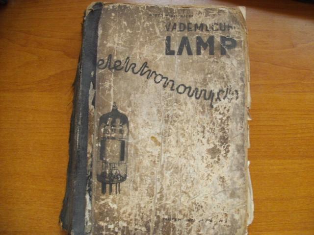VADEMECUM LAMP ELEKTRONOWYCH