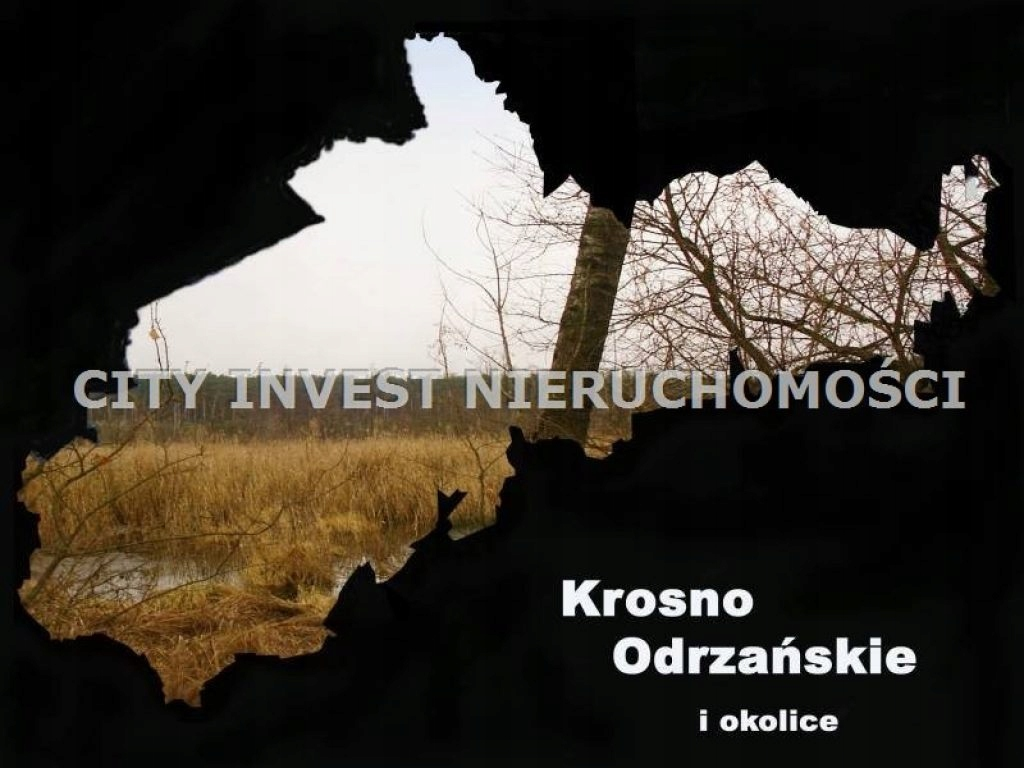 Działka, Kamień, Krosno Odrzańskie (gm.), 3000 m²