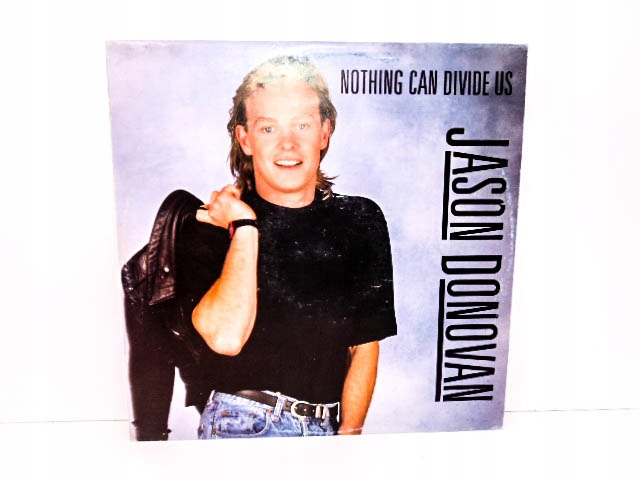 SP 12'' JASON DONOVAN NOTHING CAN DIVIDE US