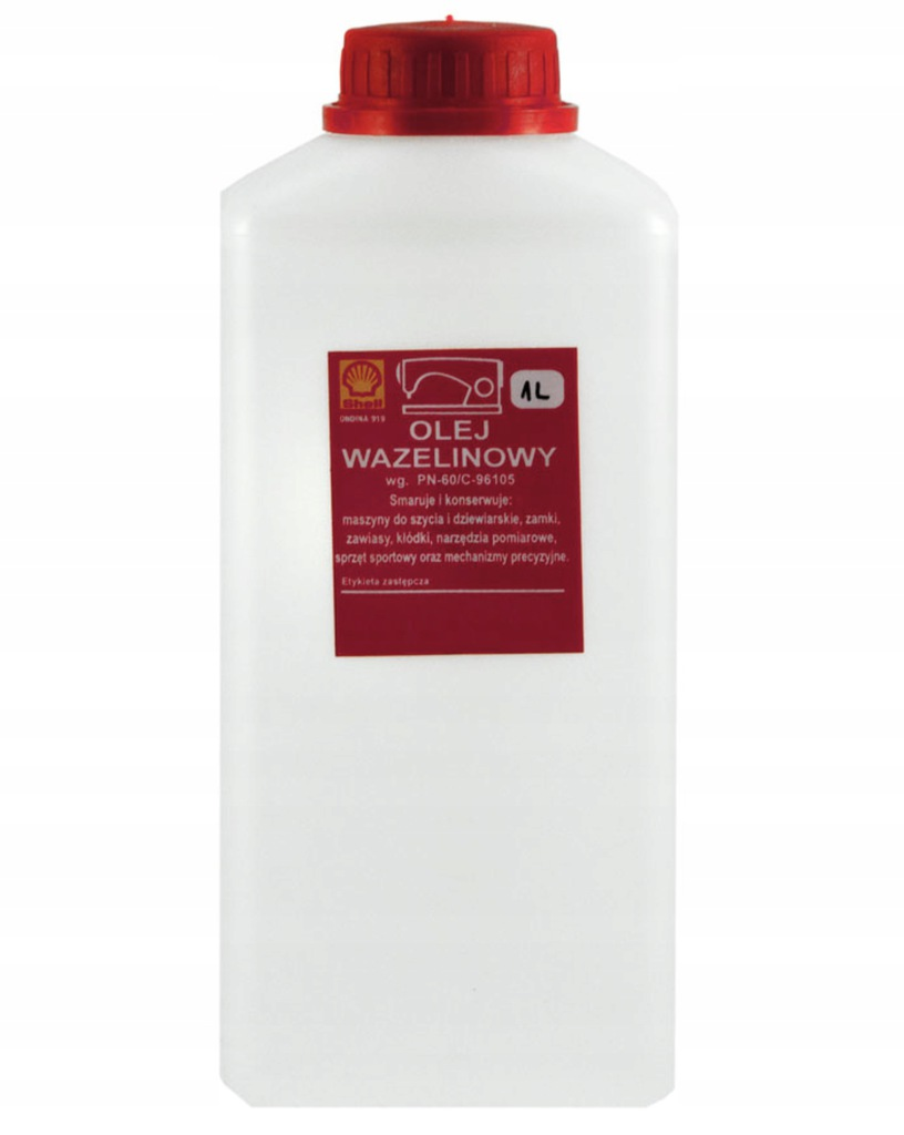 Olej wazelinowy 1000ml