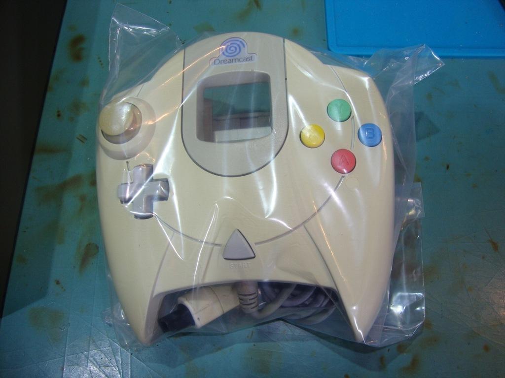 Oryginalny gamepad Sega Dreamcast