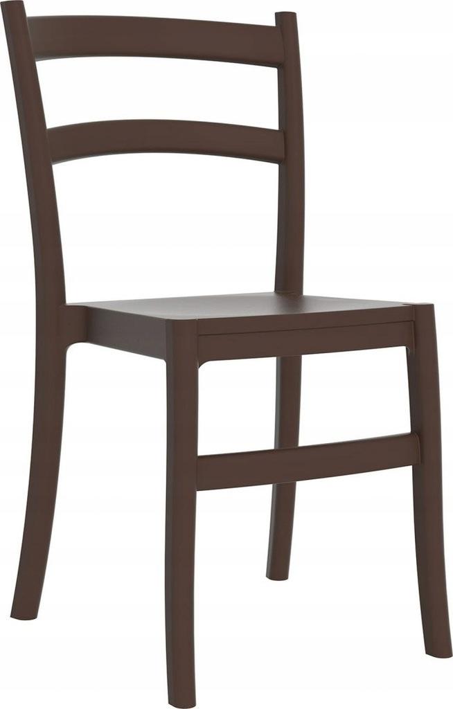 Krzesło Fiesta brązowy
