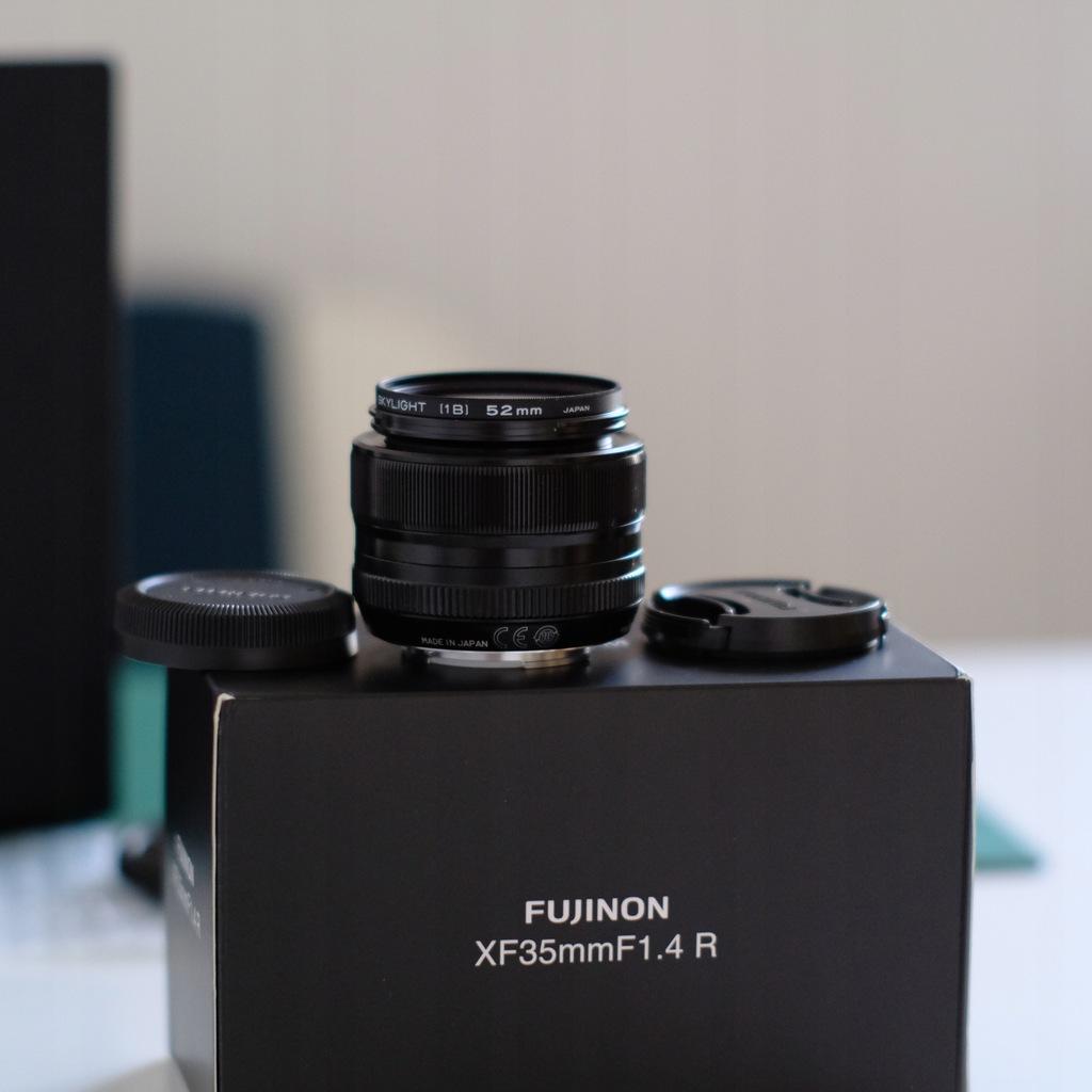 FujiFilm xf35mm f/1.4
