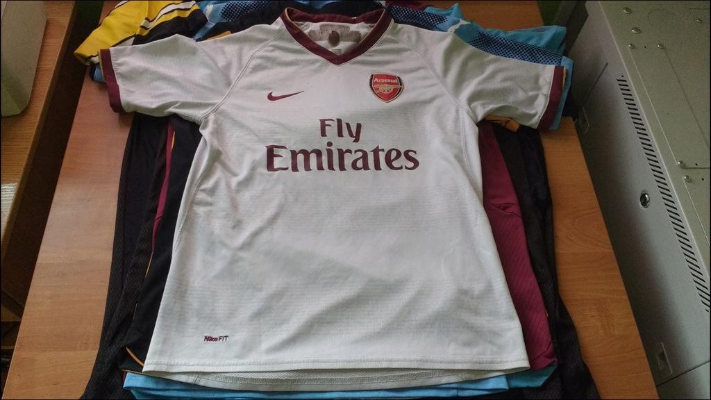 Nike Arsenal Londyn PREMIERSHIP premier LEAGUE