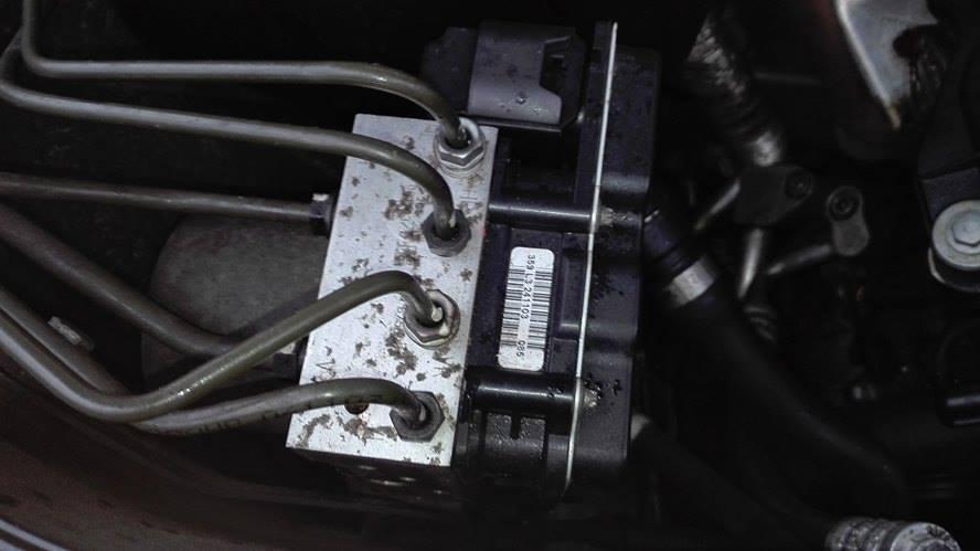 e60 Pompa ABS części bmw wszystko