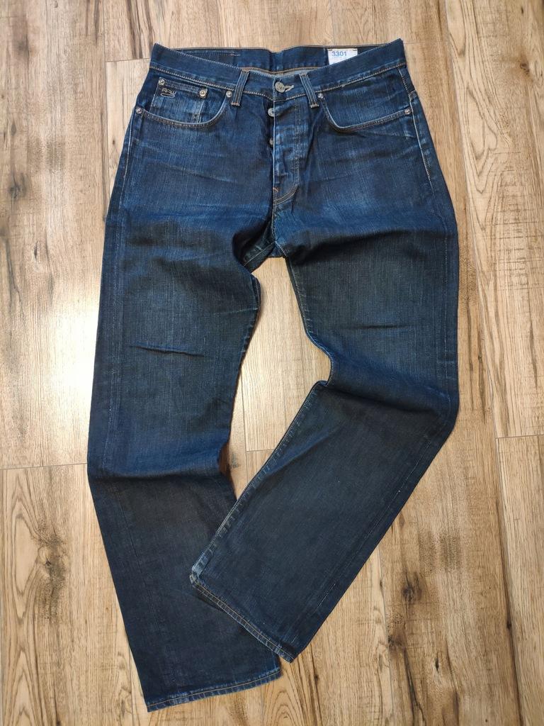 G-star spodnie W 33 L34