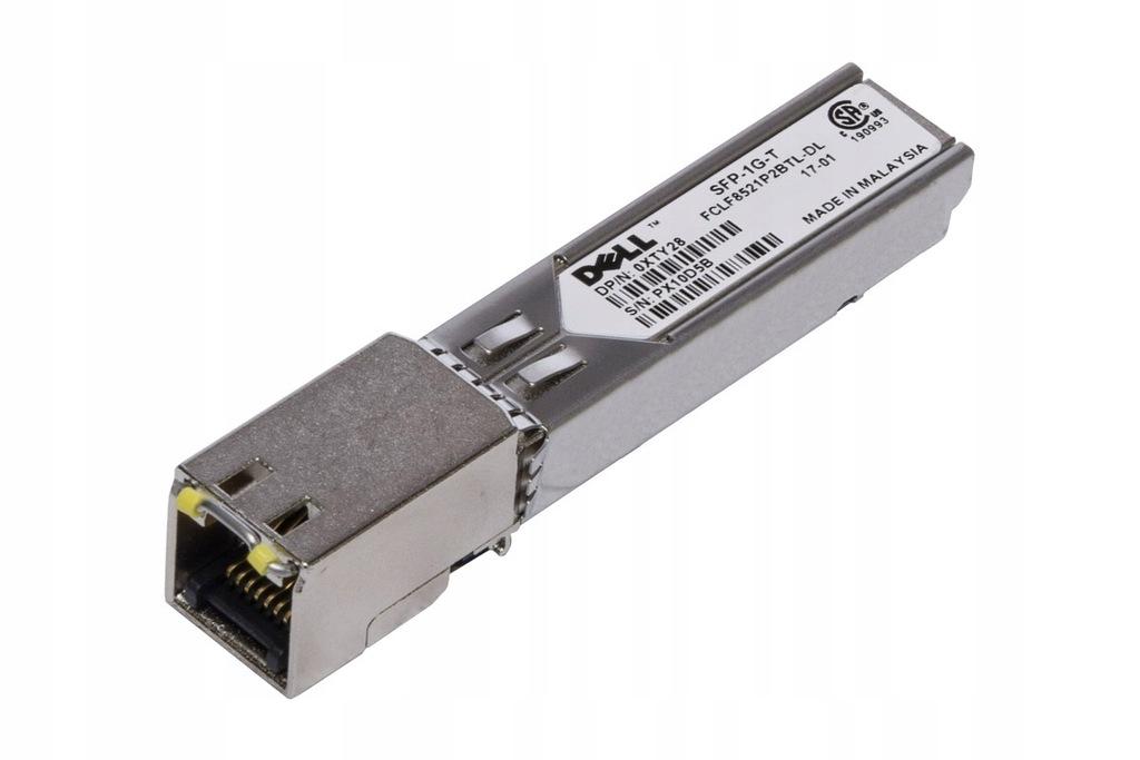 FCLF8522P2BTL-DL MHVPK Dell Finisar 1G SFP Short Range Transceiver