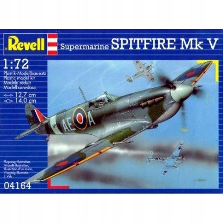 Revell 04164 Supermarine SPITFIRE Mk V