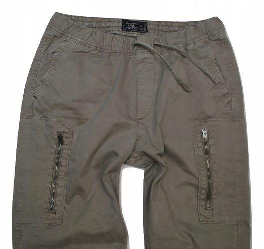 U Modne Spodnie Abercrombie &Fitch M z USA!!
