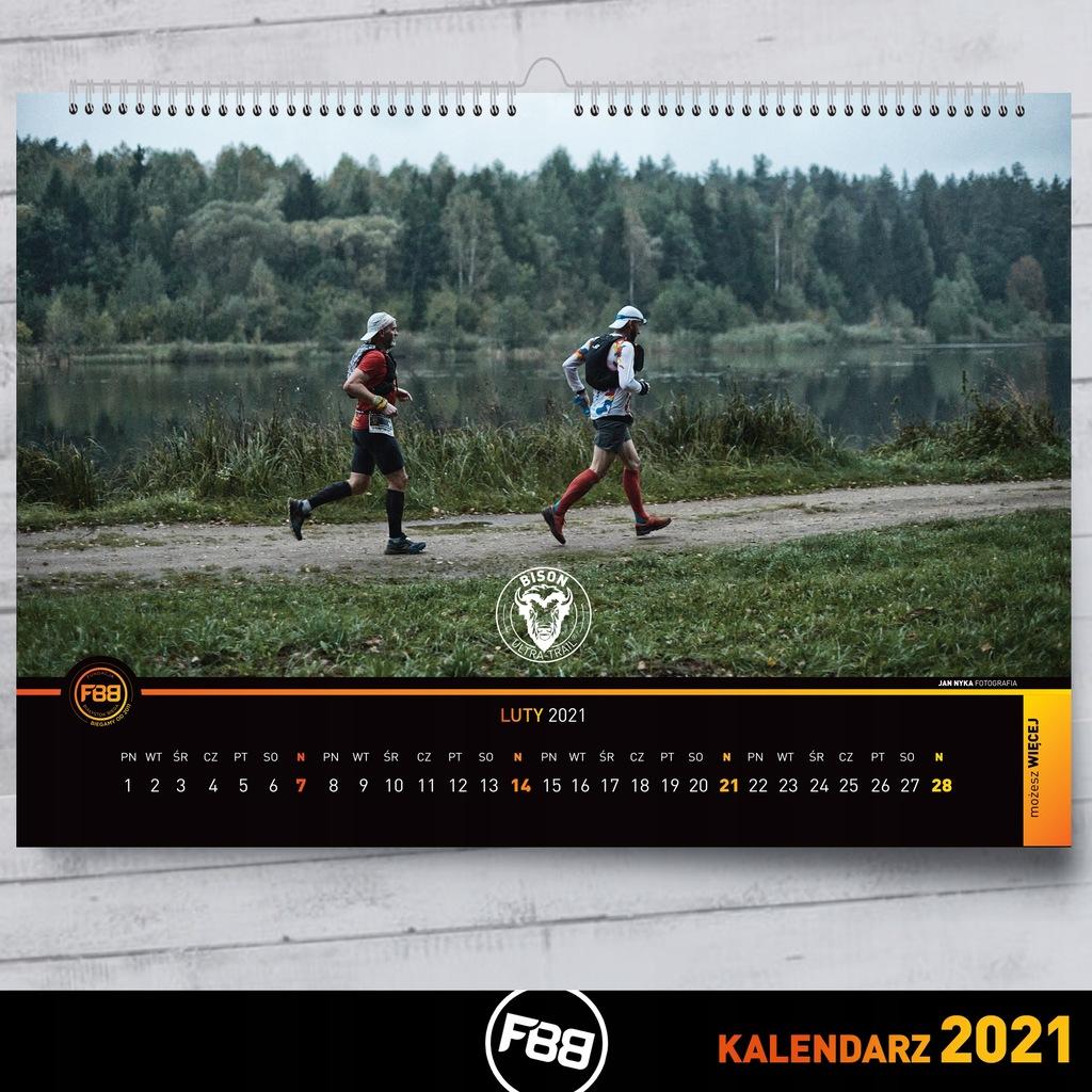Kalendarz 2021 - Bison Ultra-Trail