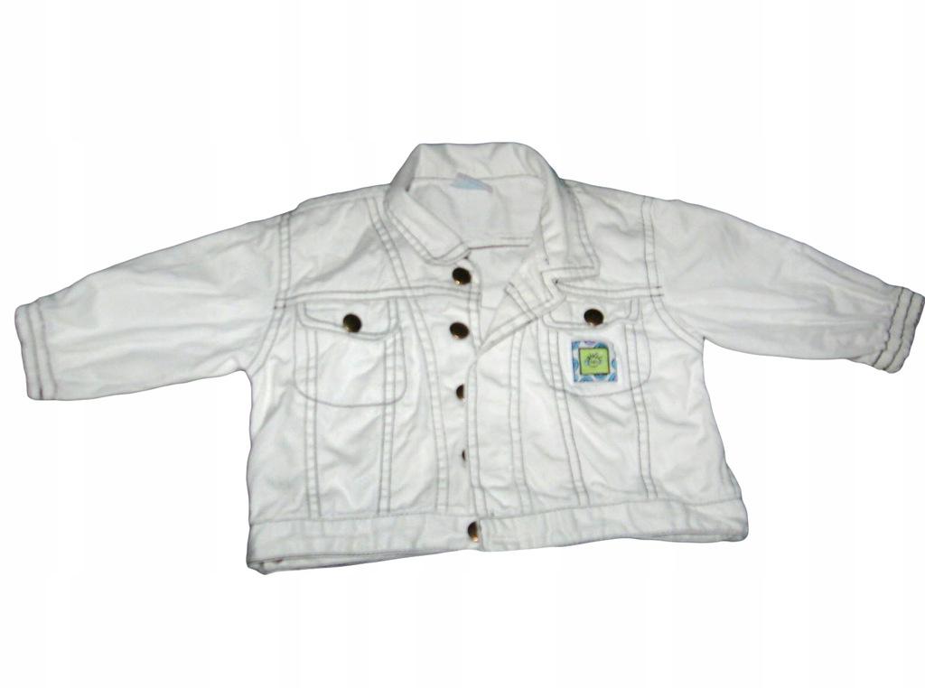 H&M Kurtka Bluza Katana jeansowa r.62 *5453
