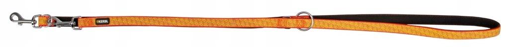 KERBL Smycz odblaskowa, 200 cm x 20 mm