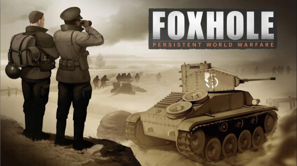 Foxhole STEAM